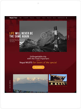 Website design Image 2