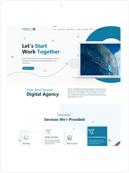 Website design Image 7