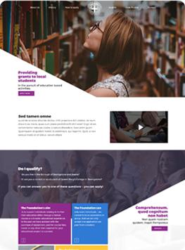 website designs portfolio